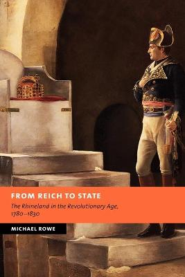 From Reich to State book