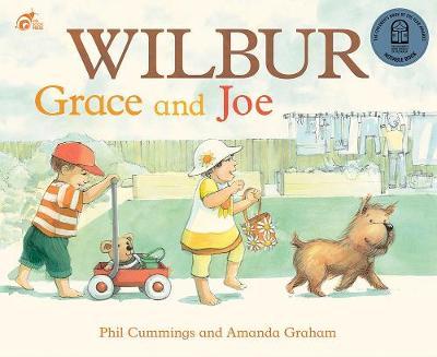 Wilbur, Grace and Joe by Phil Cummings
