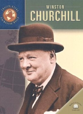 Winston Churchill by Fiona MacDonald