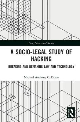 Socio-Legal Study of Hacking book
