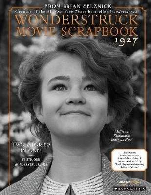 Wonderstruck Movie Scrapbook by Brian Selznick