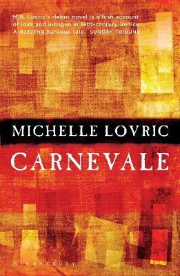 Carnevale by Michelle Lovric
