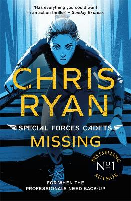 Special Forces Cadets 2: Missing book