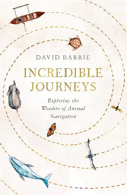 Incredible Journeys: Sunday Times Nature Book of the Year 2019 by David Barrie
