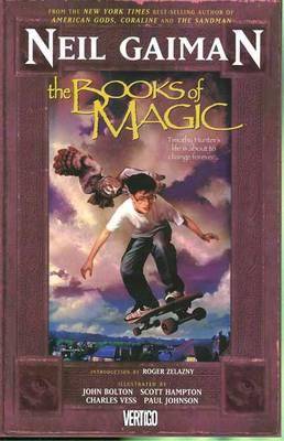 Books Of Magic TP book