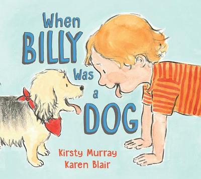 When Billy Was a Dog book