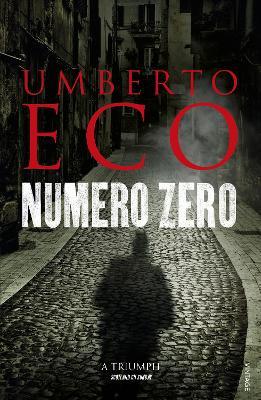 Numero Zero book