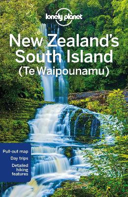 Lonely Planet New Zealand's South Island book