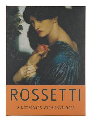 Rossetti 8 Notecard Wallet by Tate Publishing