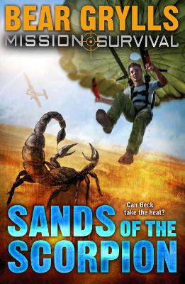 Mission Survival 3: Sands of the Scorpion book