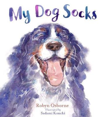 My Dog Socks book