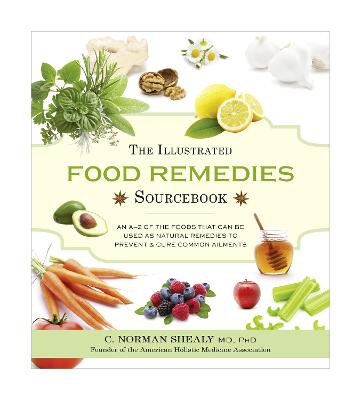 Illustrated Food Remedies Sourcebook book