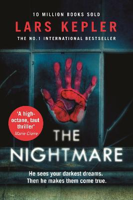 Nightmare (Joona Linna, Book 2) by Lars Kepler