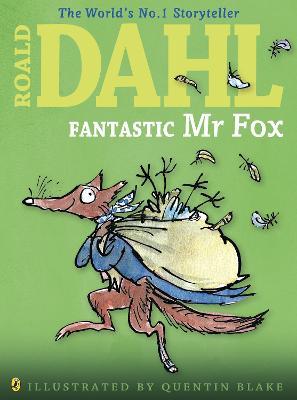 Fantastic Mr Fox (Colour Edn) by Roald Dahl