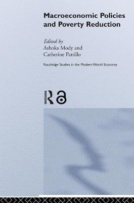 Macroeconomic Policies and Poverty by Ashoka Mody