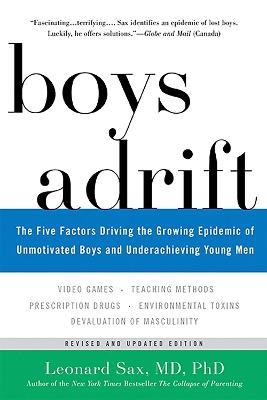 Boys Adrift by Leonard Sax