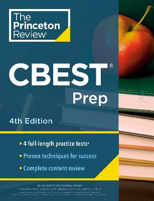Cracking the CBEST book