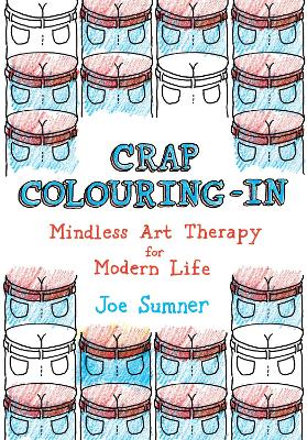 Crap Colouring In book