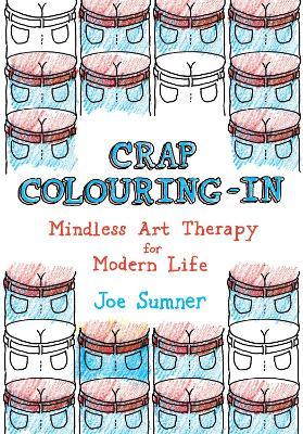 Crap Colouring In book