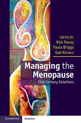 Managing the Menopause by Nick Panay