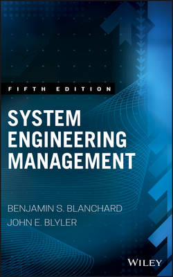 System Engineering Management, Fifth Edition by Benjamin S. Blanchard