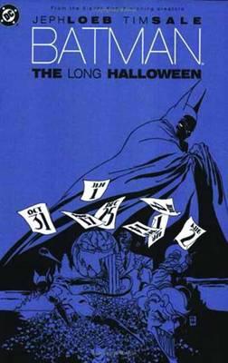 Absolute Batman The Long Halloween HC by Jeph Loeb
