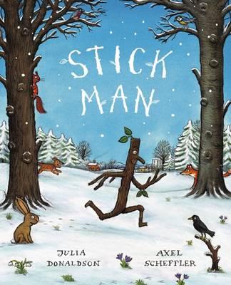Stick Man book
