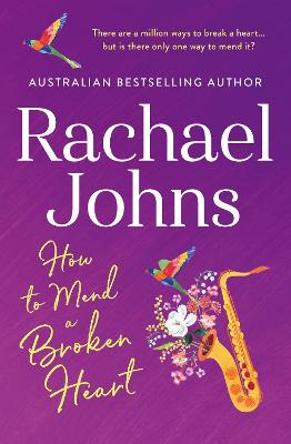 How to Mend a Broken Heart book