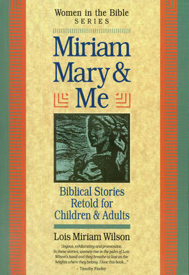 Miriam, Mary and Me book