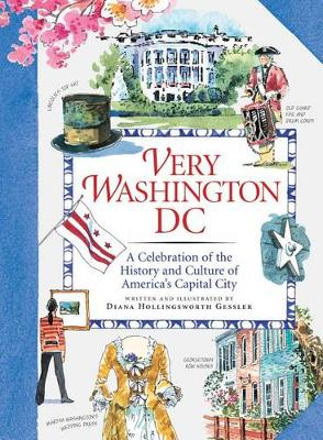 Very Washington DC book