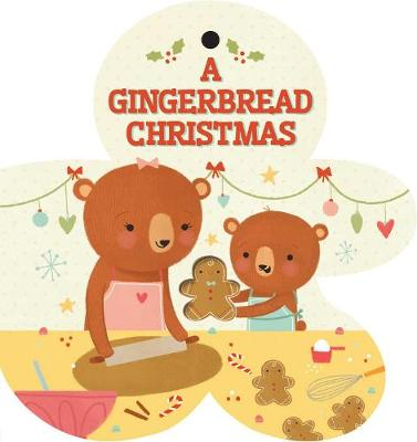 A Gingerbread Christmas by Lindsay Dale-Scott