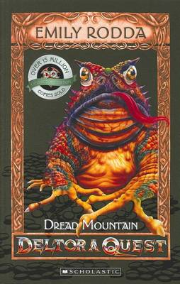 Dread Mountain by Emily Rodda