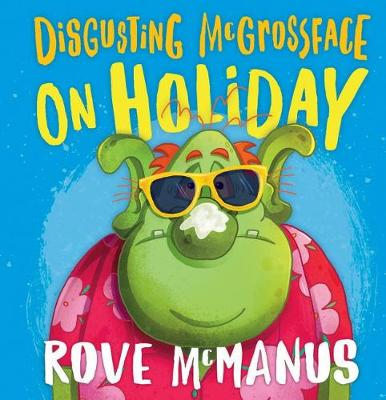 DISGUSTING MCGROSSFACE ON HOLI by Rove McManus
