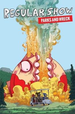 Regular Show Ogn 4 Parks And Wreck by Derek Fridolfs