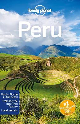 Lonely Planet Peru book