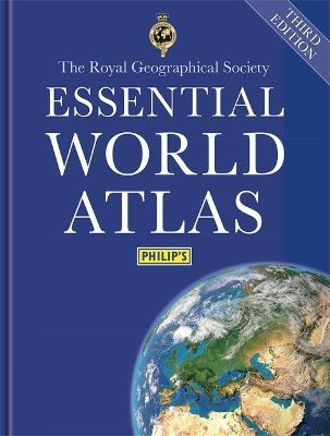 Philip's Essential World Atlas 2019 book