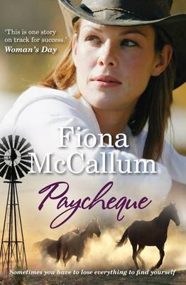 PAYCHEQUE by Fiona McCallum