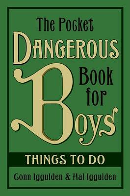 Pocket Dangerous Book for Boys: Things to Do book