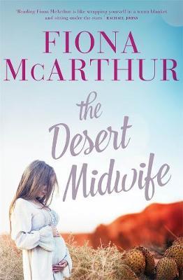 The Desert Midwife book
