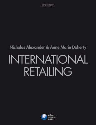 International Retailing by Nicholas Alexander