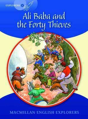 Explorers 6 Ali Baba and the Forty Thieves book