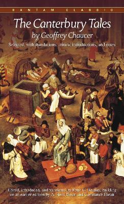 Canterbury Tales book