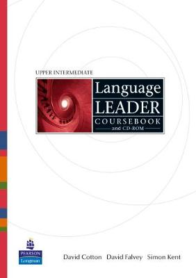 Language Leader Upper Intermediate Coursebook for Pack by David Cotton