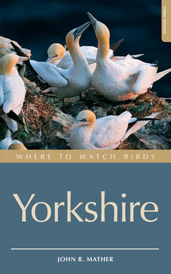 Where to Watch Birds in Yorkshire book