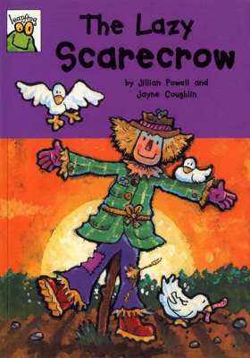 Lazy Scarecrow book