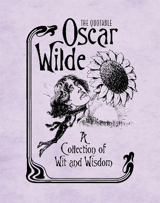 Quotable Oscar Wilde book