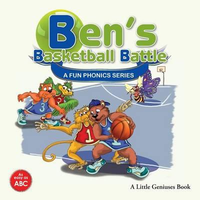 Ben's Basketball Battle book
