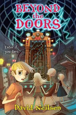 Beyond The Doors book