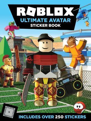 Roblox Ultimate Avatar Sticker Book by Egmont Publishing UK