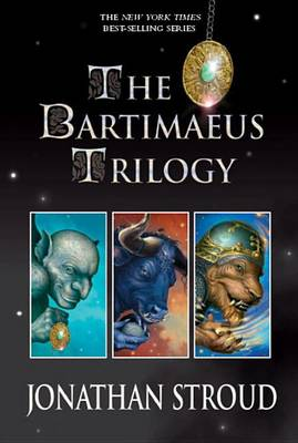 The Bartimaeus Trilogy by Jonathan Stroud